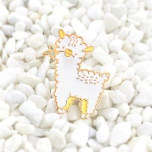 Jewelry - Sheep Enamel Pin